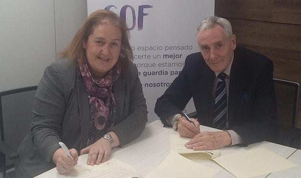 PSN firma una póliza de Vida con el Colegio de Farmacéutico de Navarra