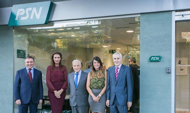 PSN inaugura de manera oficial su nueva oficina en Jaén