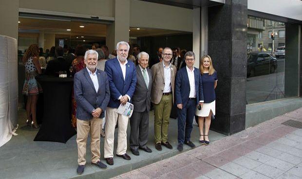 PSN inaugura nueva oficina en Ourense