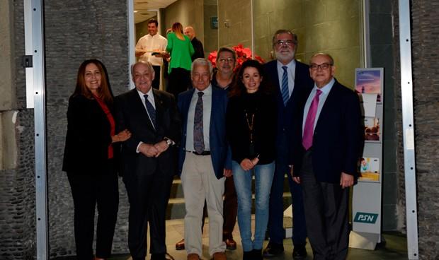 PSN inaugura oficialmente su nueva oficina de Las Palmas de Gran Canaria