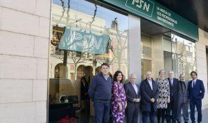 PSN inaugura una nueva oficina en Lérida