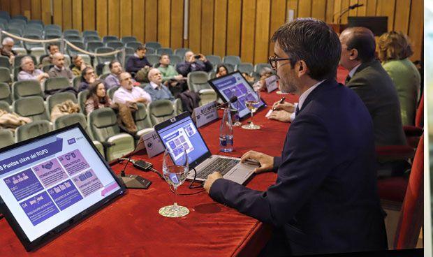 PSN informa del nuevo Reglamento de Protección de Datos en Asturias