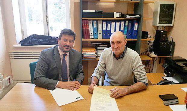 PSN refuerza su alianza con los colegios profesionales de Navarra y Euskadi