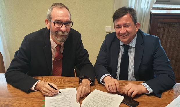 PSN refuerza su colaboración con el Colegio de Médicos de Ávila