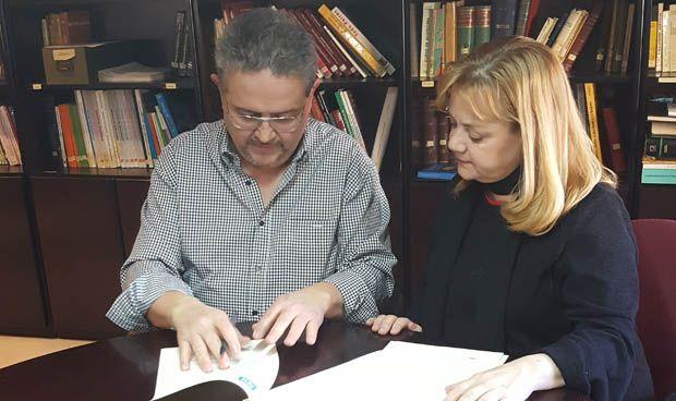 PSN renueva sus acuerdos con los colegios médico y veterinario de Huesca