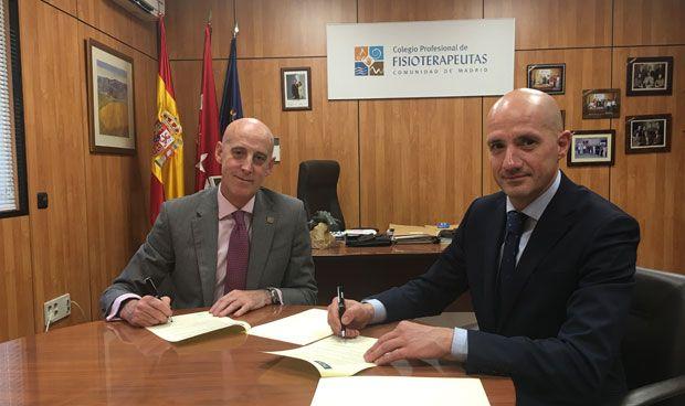PSN sella nuevos acuerdos con fisioterapeutas y enfermeras de Madrid