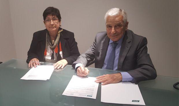 PSN suscribe pólizas colectivas con sanitarios de Álava y Almería