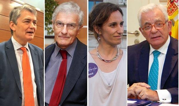 PSOE y C's impiden a Podemos tumbar la ley que profesionaliza la gestión