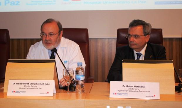 Puesta de largo de La Paz como líder europeo en trasplante pediátrico