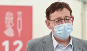 Puig descarta la autocita para vacunar ante el aumento de casos Covid