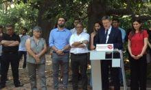 Puig escenifica el peso de Montón en el socialismo valenciano