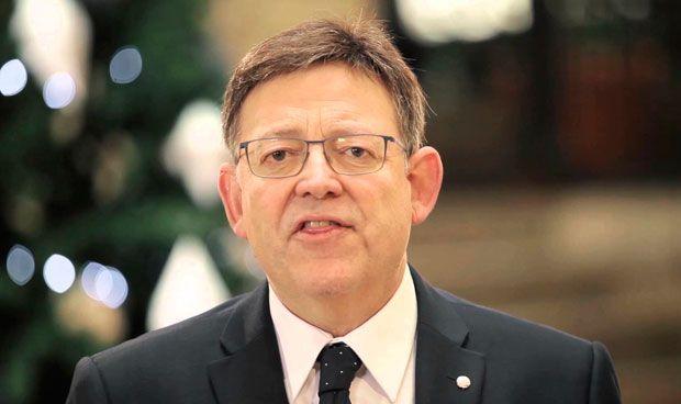 Puig promete ampliar la inversión en sanidad en los próximos presupuestos