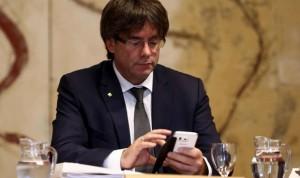 """Puigdemont contesta al Gobierno: """"El modelo sanitario catalán no se toca"""""""