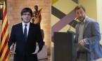 Puigdemont desautoriza a Comín: no reducirá un 50% las listas de espera
