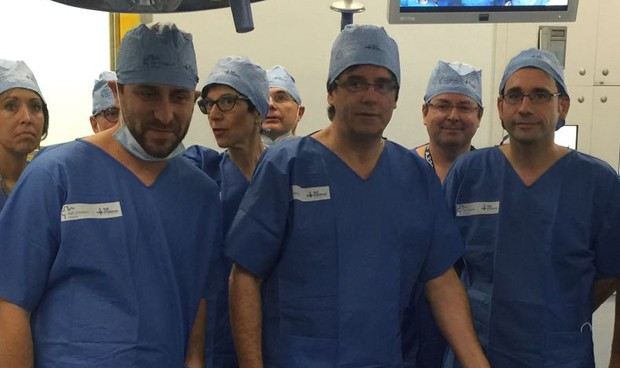 Puigdemont pone el referéndum como peaje a la gran demanda de los médicos