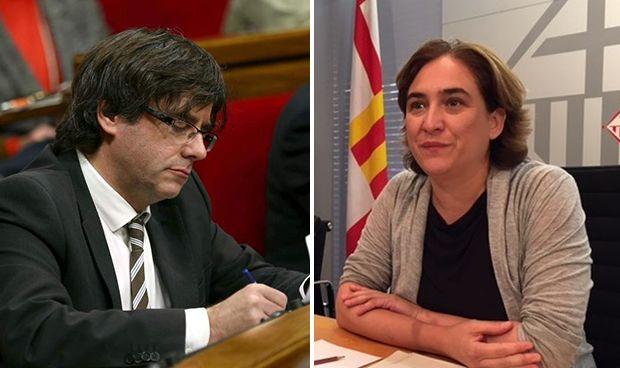 Puigdemont y Colau privatizan el cobro a extranjeros en un hospital público