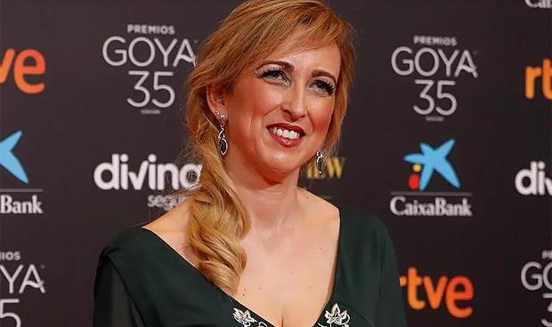 ¿Quién es la enfermera que ha entregado el Goya a Mejor Película?