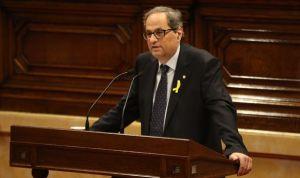 Quim Torra aplaza la investidura de Comín como consejero de Salud
