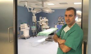 Quirón avanza en la cirugía de prótesis de muñeca