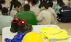 Quirónprevención conciencia sobre seguridad y salud en los colegios