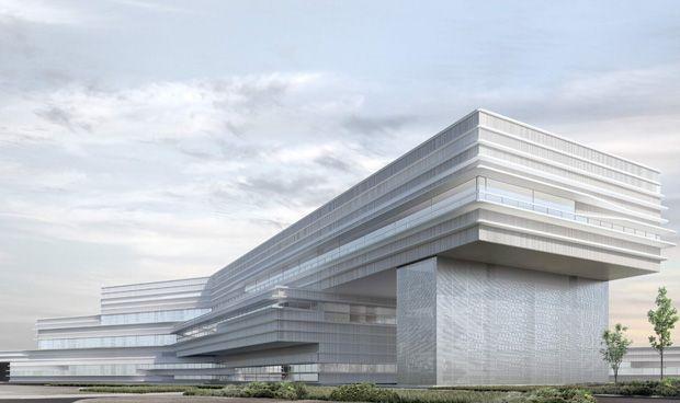 Quirónsalud Alcalá de Henares: la novedosa edificación del centro por fases