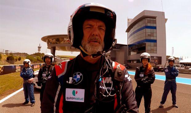 Quirónsalud atiende a un centenar de pilotos del campeonato de MotoGP