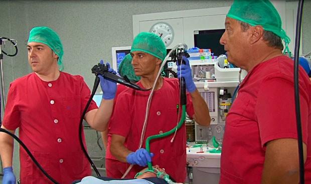 Quirónsalud Ciudad Real usa el método POSE para reducir el estómago