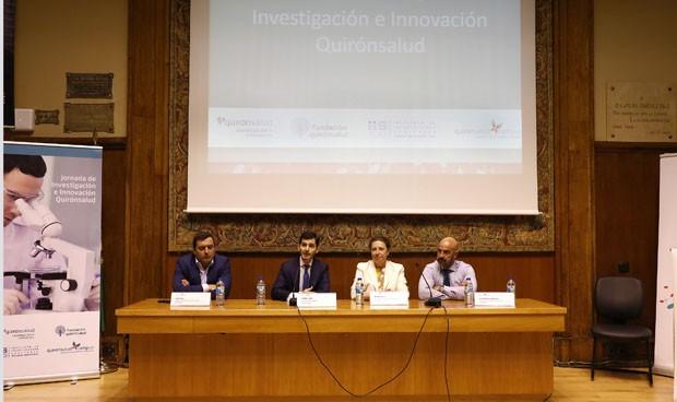"""Quirónsalud inicia 228 ensayos: """"La investigación está en nuestro ADN"""""""
