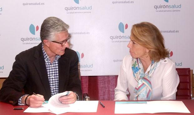 Quirónsalud Sagrado Corazón ofrece asistencia a los periodistas de Sevilla