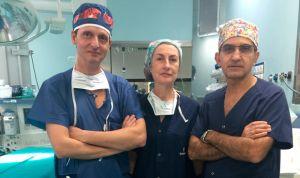 Quirónsalud Sur permite que los padres acompañen a sus hijos en quirófano