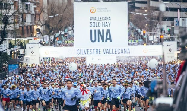 Quironsalud también participa en la San Silvestre Vallecana