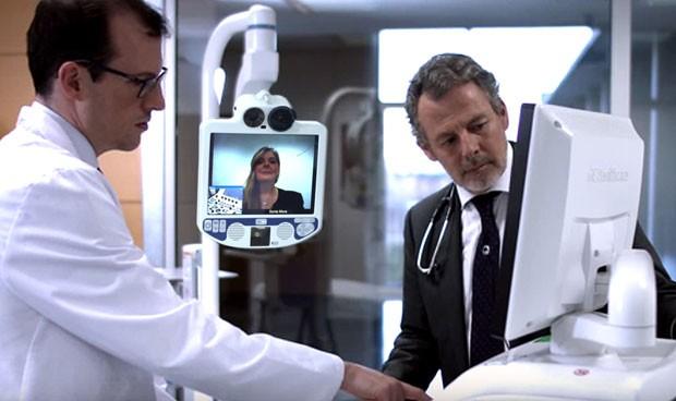 Quirónsalud y GE 'robotizan' la formación a distancia de los sanitarios