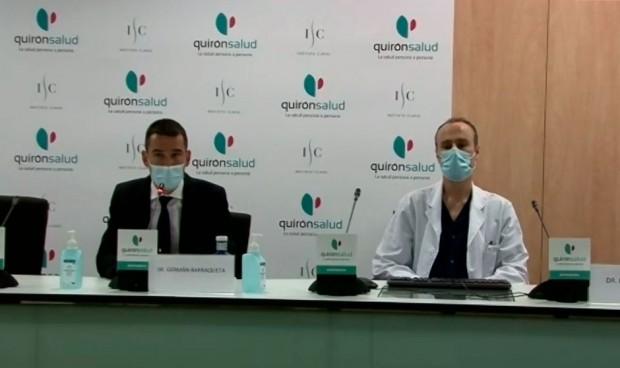 Quirónsalud y Medtronic sitúan a España a la vanguardia en cirugía robótica