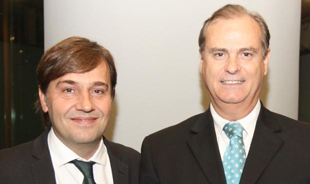 Rafael Borrás y Carlos Teixeira