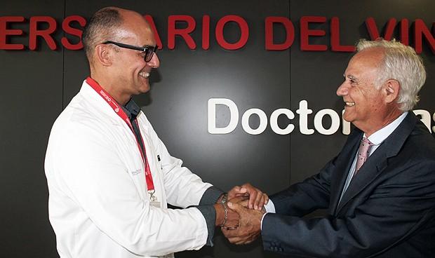 Rafael Carrasco, nuevo director gerente del Hospital de Vinalopó