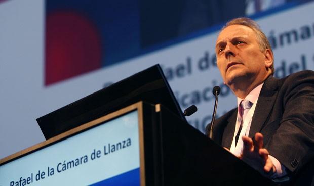 Rafael de la Cámara entra en la Sociedad Europea de Trasplante de Médula