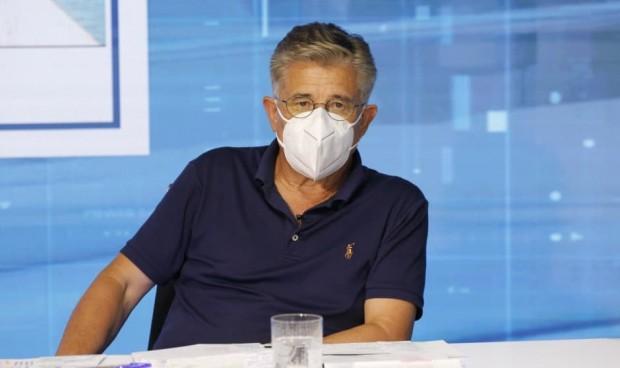 Rafael López Iglesias, presidente de la filial de Sedisa en Castilla y León