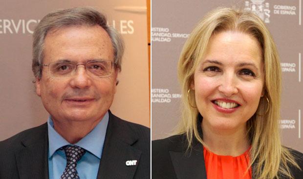 Rafael Matesanz y Beatriz Domínguez-Gil