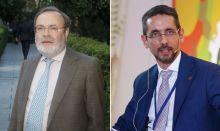 Rafael Pérez-Santamarina y Eduardo López-Collazo