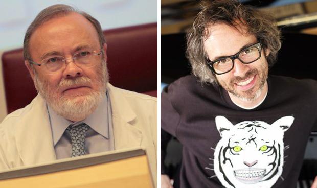 Rafael Pérez-Santamarina y James Rhodes