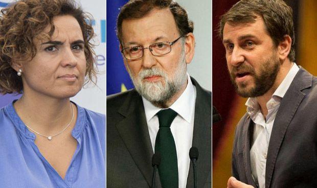 Rajoy aplica el 155: cesa a Comín y pone a Montserrat al frente de Salud