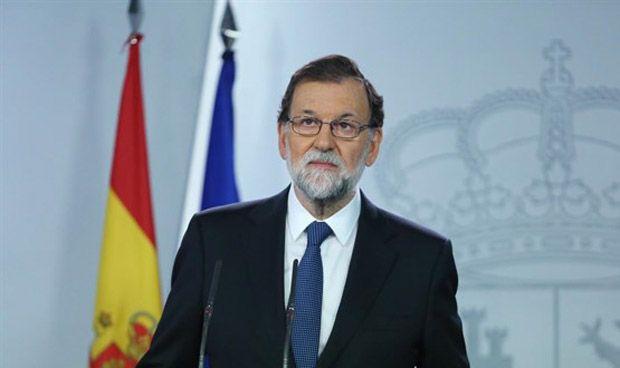 """Rajoy envía un 'recado' a Comín: """"¿Se puede ser consejero desde el exilio?"""""""