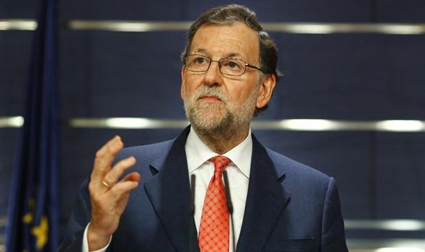 Rajoy manda un mensaje de su 'puño y letra' a los médicos españoles