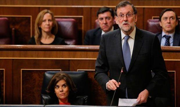 """Rajoy presume de Presupuestos por su aumento de """"recursos"""" para Sanidad"""