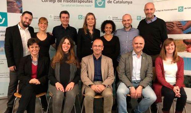 Ramon Aiguadé, nuevo decano del Colegio de Fisioterapeutas de Cataluña
