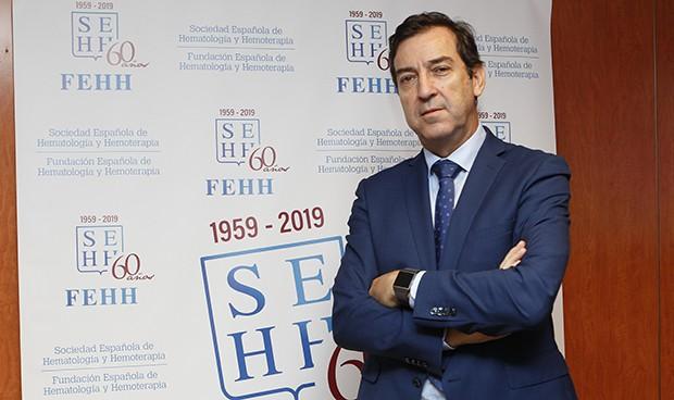 """Ramón García Sanz: """"Ocho centros CART para todo el país son insuficientes"""""""