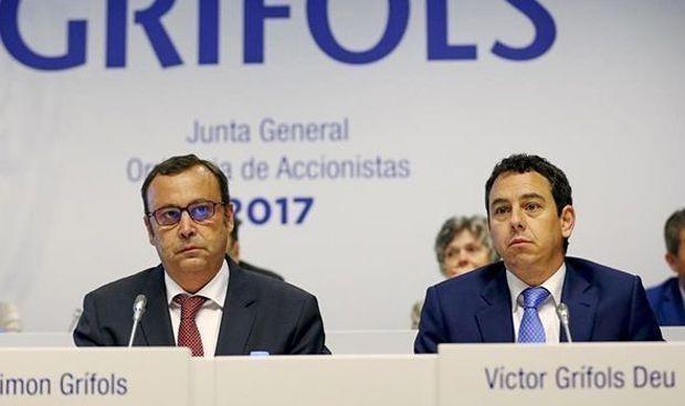 La AN ratifica una multa a Grifols por compra de activos