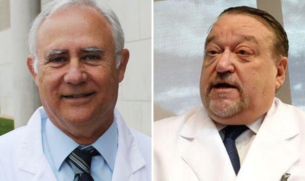 Ramón Navarro y José Antonio Velasco