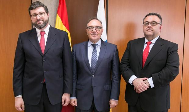 Raúl Otín, nuevo gerente de los servicios sanitarios de Lanzarote