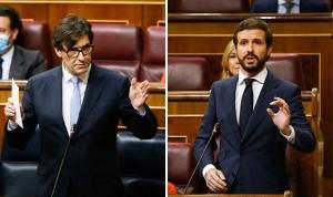 Covid-19 nueva normalidad: el Congreso convalida el decreto del Gobierno